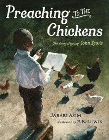 Preaching to the Chickens av Jabari Asim (Innbundet)