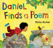 Daniel Finds a Poem av Micha Archer (Innbundet)
