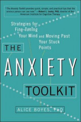 Omslag - The Anxiety Toolkit