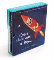 Once There Was a Boy... av Oliver Jeffers (Innbundet)