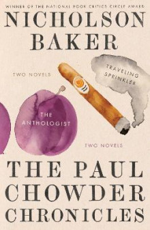 The Paul Chowder Chronicles av Nicholson Baker (Heftet)