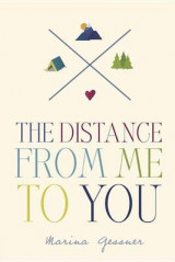 Omslag - The Distance from Me to You