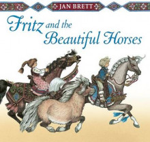 Fritz and the Beautiful Horses av Jan Brett (Innbundet)