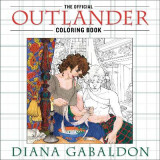 Omslag - The Official Outlander Coloring Book