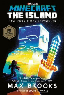 Minecraft: The Island av Max Brooks (Heftet)