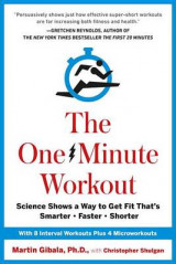 Omslag - The One-Minute Workout