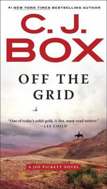 Off the Grid av C J Box (Heftet)