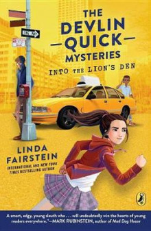 Into the Lion's Den av Linda Fairstein (Heftet)