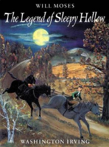 The Legend of Sleepy Hollow av Washington Irving og Will Moses (Innbundet)