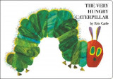 Omslag - Very Hungry Caterpillar, the