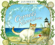 Comet's Nine Lives av Jan Brett (Innbundet)