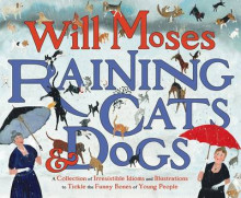 Raining Cats & Dogs av Will Moses (Innbundet)