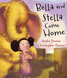 Bella and Stella Come Home av Anika Denise (Innbundet)