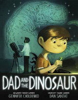 Omslag - Dad and the Dinosaur