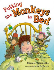 Putting the Monkeys to Bed av Gennifer Choldenko (Innbundet)