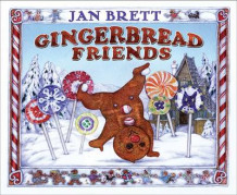 Gingerbread Friends av Jan Brett (Innbundet)