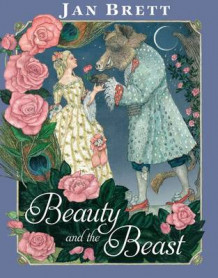 Beauty and the Beast av Jan Brett (Innbundet)