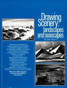 Drawing Scenery av Jack Hamm (Heftet)