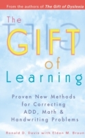 Gift of Learning av Ronald D. Davis (Heftet)