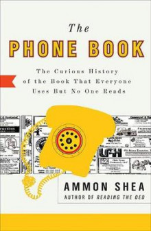 The Phone Book av Ammon Shea (Heftet)