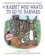 Omslag - The Rabbit Who Wants to Go to Harvard