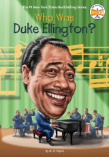 Omslag - Who Was Duke Ellington?