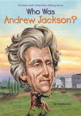 Omslag - Who Was Andrew Jackson?
