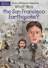 Omslag - What Was the San Francisco Earthquake?