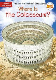 Where is the Colosseum? av Jim O'Connor og John O'Brien (Heftet)
