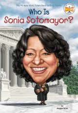Omslag - Who Is Sonia Sotomayor?