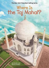 Omslag - Where Is the Taj Mahal?