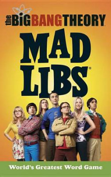 The Big Bang Theory Mad Libs av Laura Marchesani (Heftet)