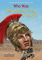 Omslag - Who Was Alexander the Great?