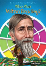 Omslag - Who Was Milton Bradley?