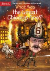 Omslag - What Was the Great Chicago Fire?
