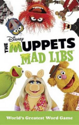 Omslag - The Muppets Mad Libs
