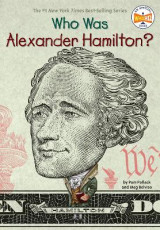 Omslag - Who Was Alexander Hamilton?