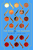 Omslag - The Rose and the Dagger