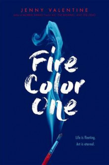 Fire Color One av Jenny Valentine (Innbundet)