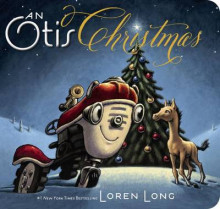 An Otis Christmas av Loren Long (Innbundet)