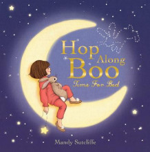 Hop Along Boo, Time for Bed av Mandy Sutcliffe (Innbundet)
