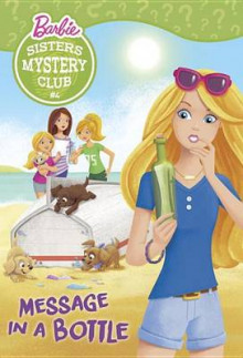 Sisters Mystery Club #4: Message in a Bottle av Victoria Saxon (Innbundet)