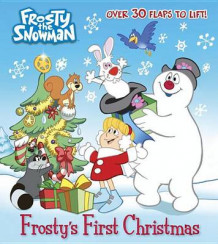 Frosty's First Christmas av Random House (Pappbok)