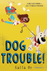 Omslag - Dog Trouble!