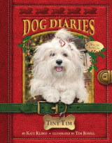 Omslag - Dog Diaries #11: Tiny Tim (Dog Diaries Special Edition)