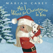 All I Want for Christmas is You av Mariah Carey (Innbundet)