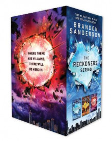 The Reckoners Series Boxed Set av Brandon Sanderson (Innbundet)