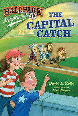 Omslag - Ballpark Mysteries #13: The Capital Catch