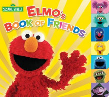 Elmo's Book of Friends av Naomi Kleinberg (Pappbok)