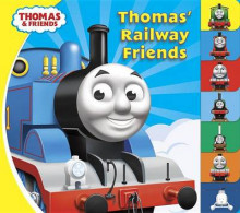 Thomas' Railway Friends av Random House (Pappbok)